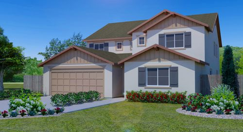 Savannah by AHV Homes in Riverside-San Bernardino California