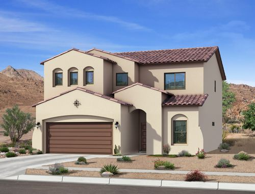 Stinson Park by Abrazo Homes in Albuquerque New Mexico