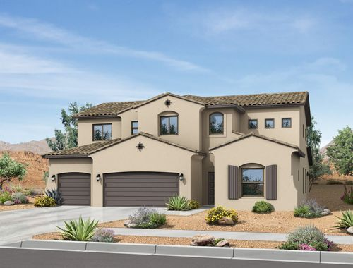 Petroglyph Heights by Abrazo Homes in Albuquerque New Mexico