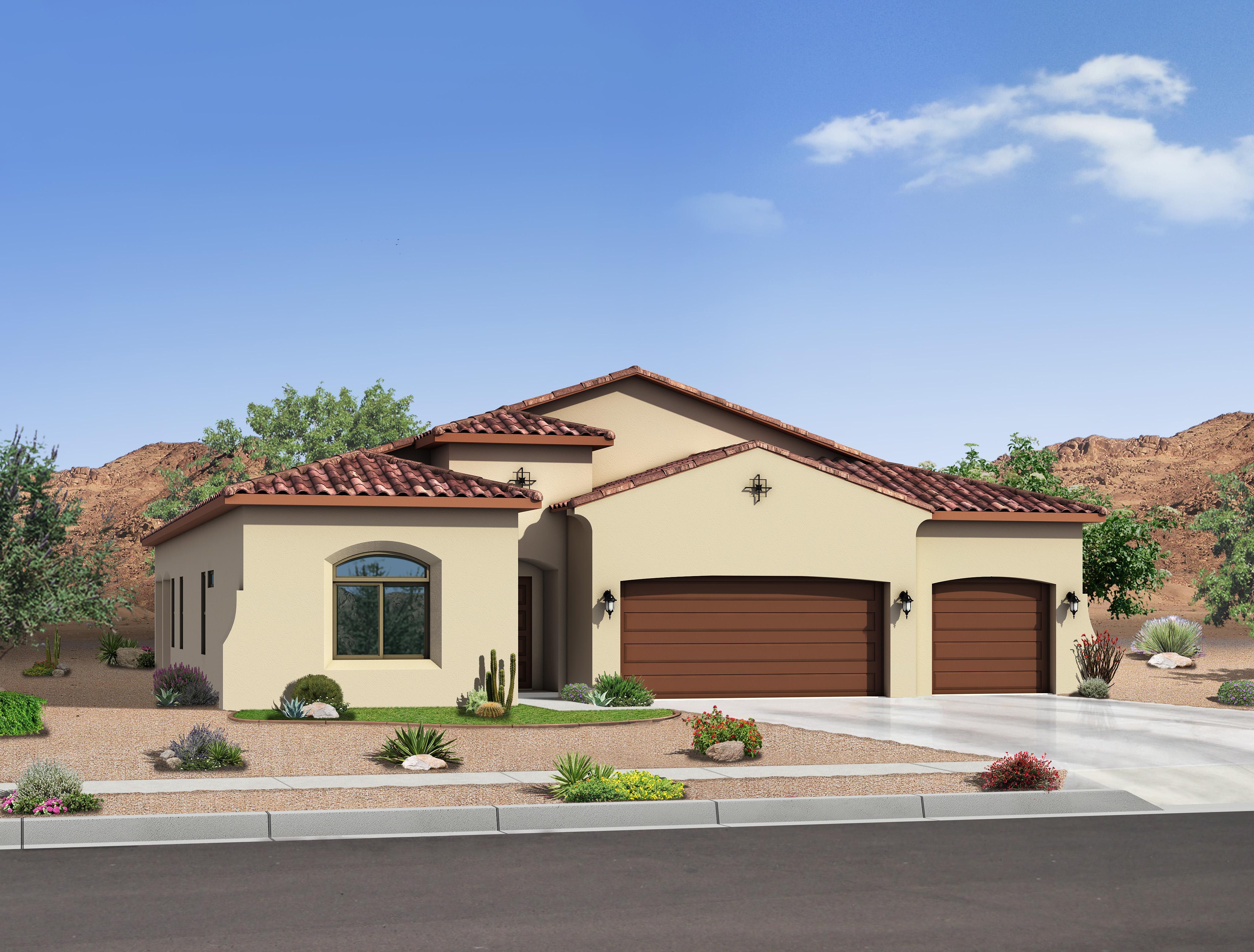 Abrazo Homes Rancho Valencia The Marilyn 1067038 Los