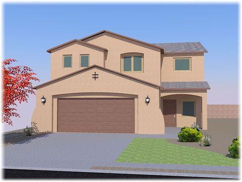 Rancho Valencia by Abrazo Homes in Albuquerque New Mexico