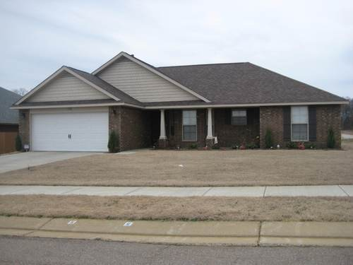 Brierfield by Adams Homes in Memphis Tennessee