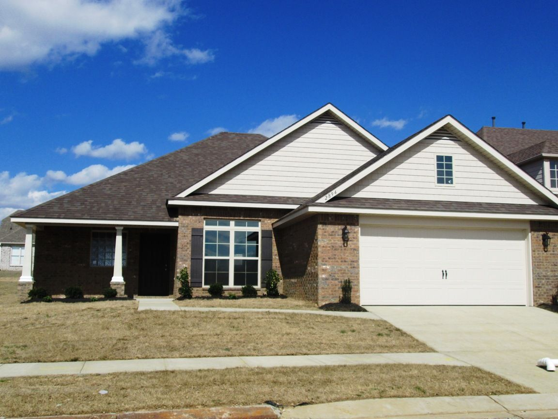 New Homes In Southaven Ms