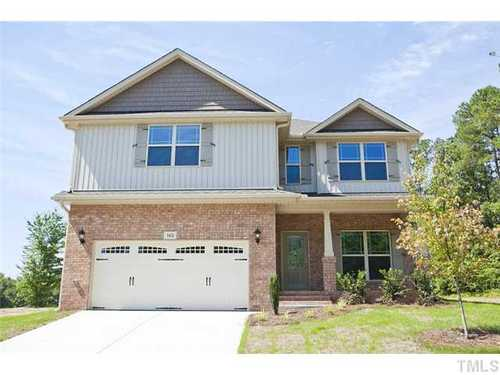 Millstone Ridge by Adams Homes - RDU in Raleigh-Durham-Chapel Hill North Carolina