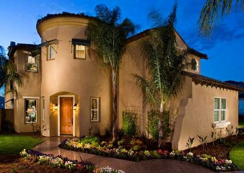 Crystal Ridge II by Crystal Ridge Homes in Riverside-San Bernardino California