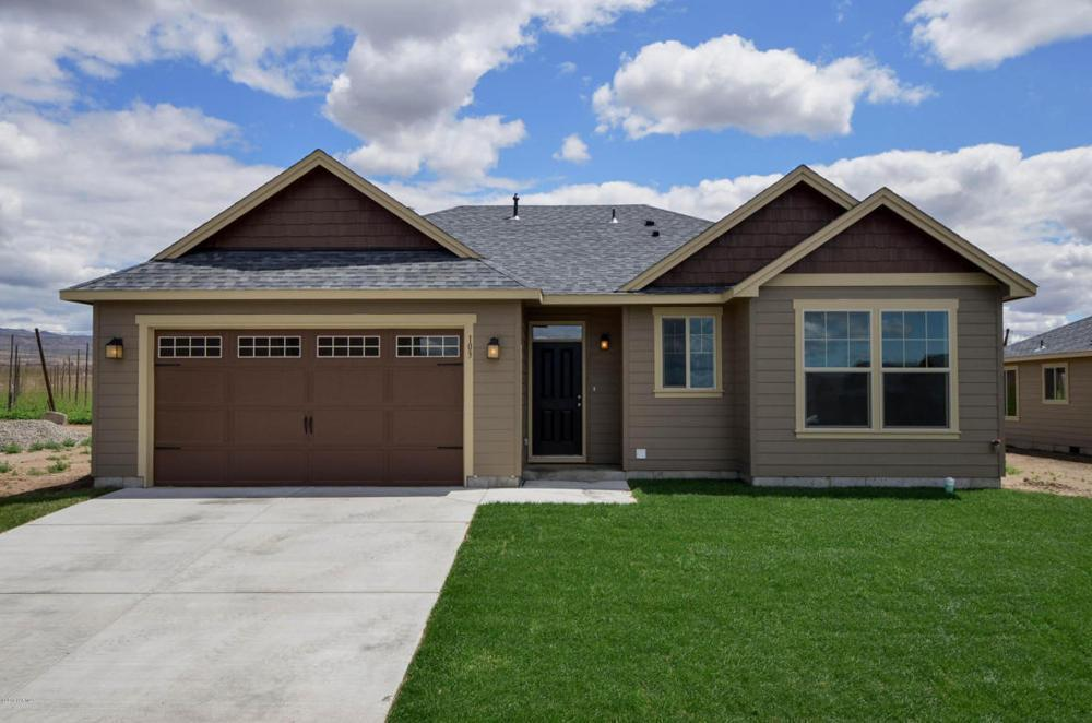 Paradise flats phase 5 new homes in quincy wa by aho for Home builders in wa