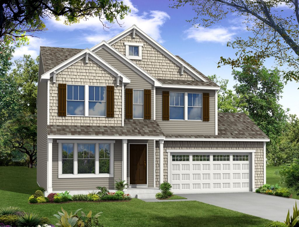 Elements 2400 - Hometown Village: Howell, MI - Allen Edwin Homes