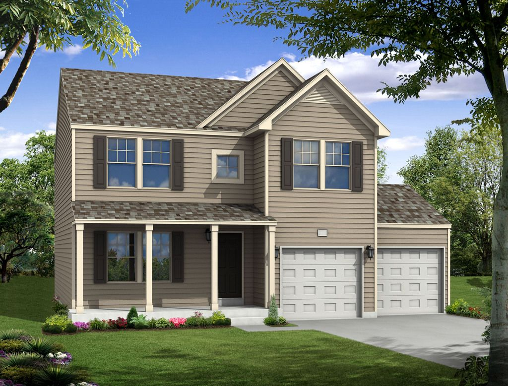 Elements 2200 - Hometown Village: Howell, MI - Allen Edwin Homes