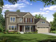 homes in Long Lake Village by Allen Edwin Homes