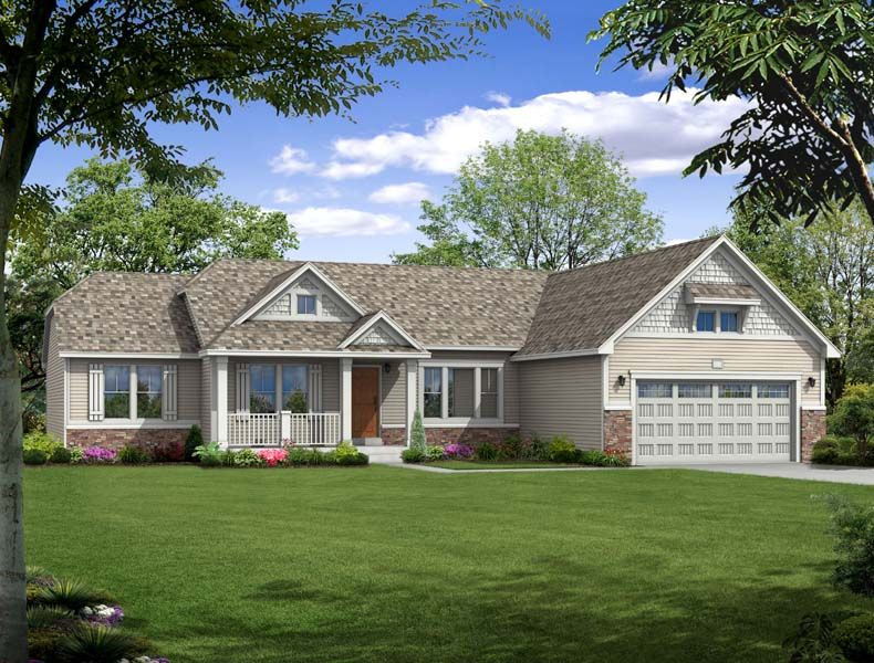 Traditions 2350 - Spring Grove Farms: Hudsonville, MI - Allen Edwin Homes