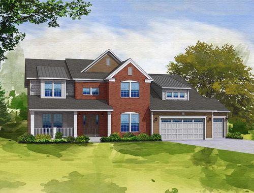 Huntmore Estates by G. Allen Homes in Detroit Michigan