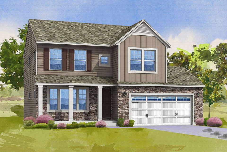Single Family for Sale at Brighamwood - Elements 1680 Brigham Dr. Grand Haven, Michigan 49417 United States