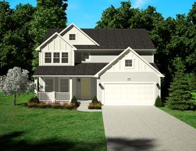Traditions 2200 - Byerley Crossing: Muskegon, MI - Allen Edwin Homes