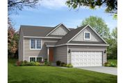 Classic 2040 - Castle Creek Ridge: Galesburg, MI - Allen Edwin Homes