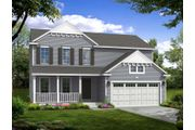 Elements 1870 - Castle Creek Ridge: Galesburg, MI - Allen Edwin Homes