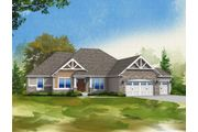 Buchanan - Carlisle Shores: Byron Center, MI - G. Allen Homes