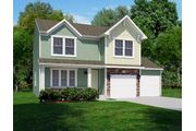 Elements 2100 - Castle Creek Ridge: Galesburg, MI - Allen Edwin Homes