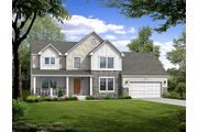 Traditions 3000 - Trade Winds: West Olive, MI - Allen Edwin Homes