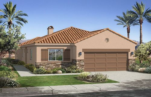 Vista Serena at Indian Palms Country Club by Alliance Development Services in Riverside-San Bernardino California