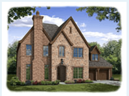 Parks of Aledo by American Life Homes in Fort Worth Texas