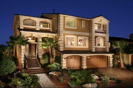 American West Woodbridge In Las Vegas Nv New Homes