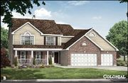 homes in Williams Creek by Flower and Fendler, Inc.