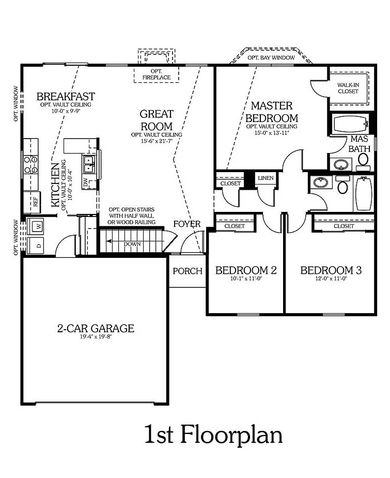 Base Floor Plan