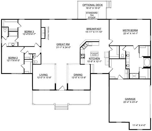 Oakwood Homes Floor Plans House Plans
