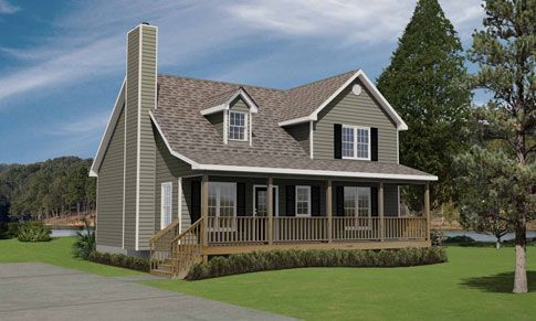 Riverbend - Build On Your Lot - Knoxville: Kodak, TN - America's Home Place