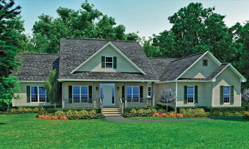 Oakwood - Build On Your Lot - Toccoa: Toccoa, GA - America's Home Place