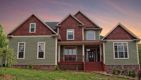 Wellington - Build On Your Lot - Chattanooga: Chattanooga, TN - America's Home Place