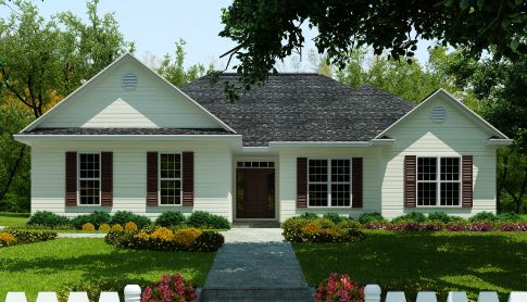 Honeysuckle - Build On Your Lot - Greenville: Greer, SC - America's Home Place