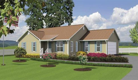 Bell III - Build on Your Lot - Statesville: Statesville, NC - America's Home Place