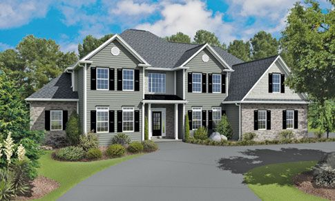 Darlington - Build On Your Lot - Huntsville: Madison, AL - America's Home Place