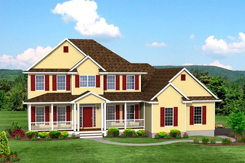 Wynfield - Build On Your Lot - Huntsville: Madison, AL - America's Home Place