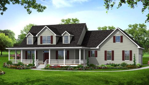 Stanton III - Build On Your Lot - Huntsville: Madison, AL - America's Home Place