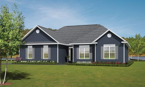 Mimosa - Build On Your Lot - Florence: Florence, SC - America's Home Place