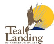 homes in Teal Landing by Anderson Homes