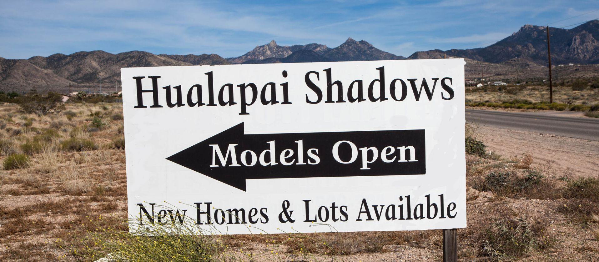 Hualapai Shadows