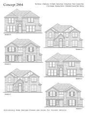 homes in Meadow Creek Estates by Antares Homes