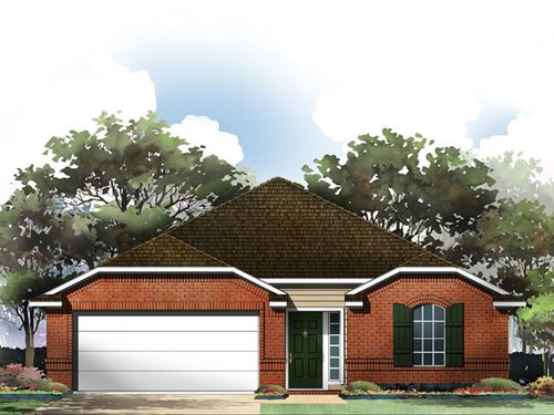 Trail Ridge by Antares Homes in Fort Worth Texas