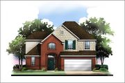 2366 - Parks of Deer Creek: Fort Worth, TX - Antares Homes