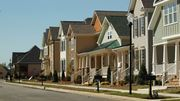 homes in The Villages of Apex by Apex First Development