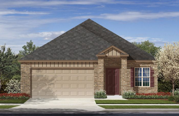 Armadillo homes las ventanas johnson 2131 1009268 Home builders in laredo tx