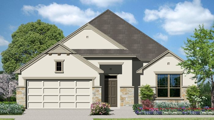 Triumph (2445) - Fairway Ridge: Cibolo, TX - Armadillo Homes