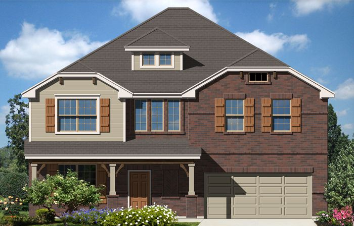 Fairway Ridge by Armadillo Homes