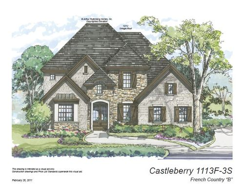The Reserve by Arthur Rutenberg Homes-N.Ral in Raleigh-Durham-Chapel Hill North Carolina
