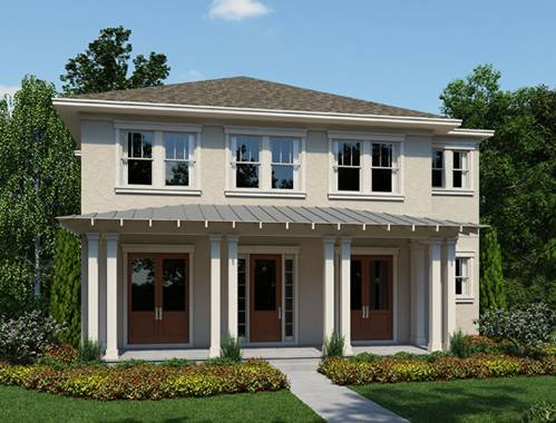 FishHawk Ranch Manor by Ashton Woods Homes in Lakeland-Winter Haven Florida