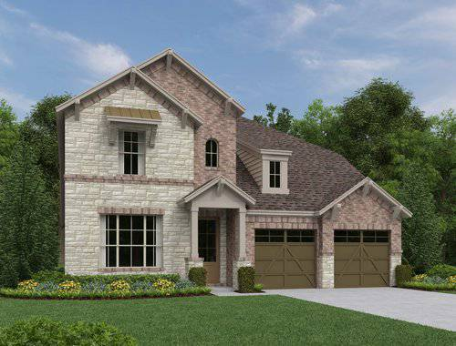 Canyon Falls by Ashton Woods Homes in Fort Worth Texas