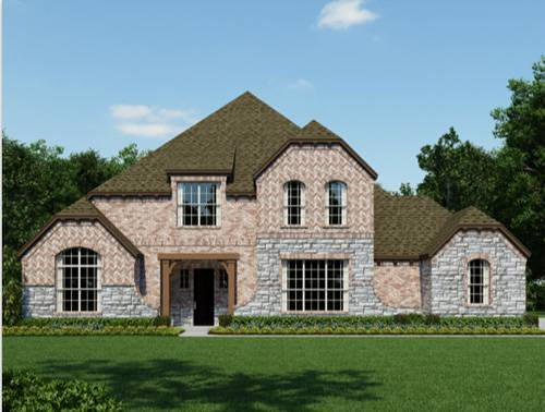Montalcino Estates by Ashton Woods Homes in Dallas Texas